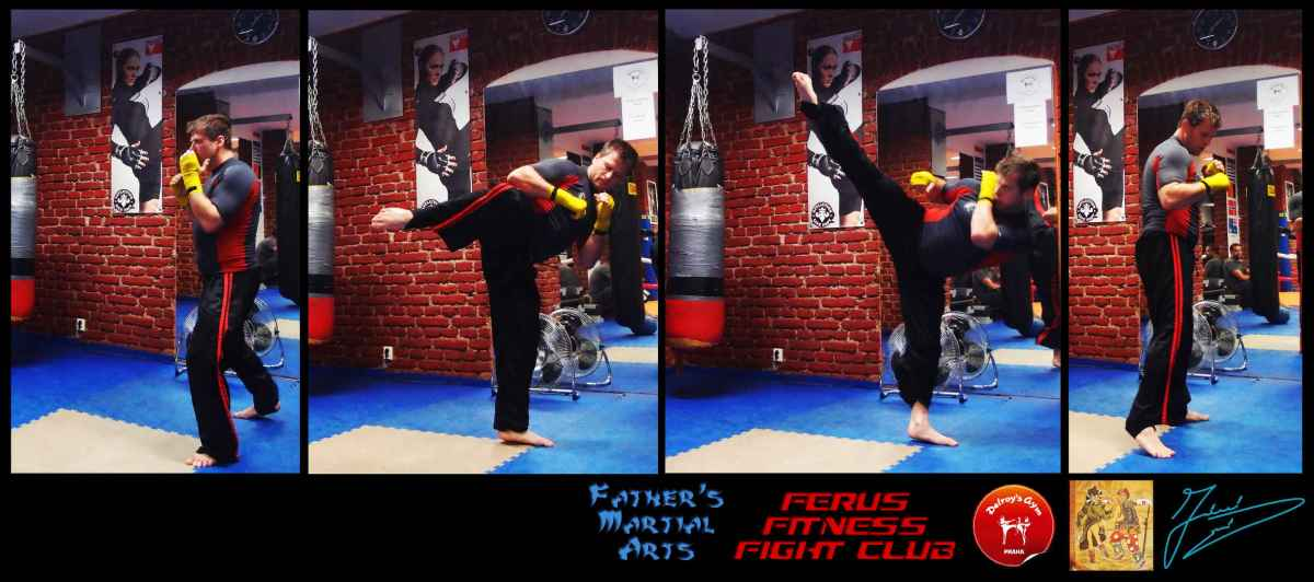 Martial Arts • Karel Ferus Fight Club