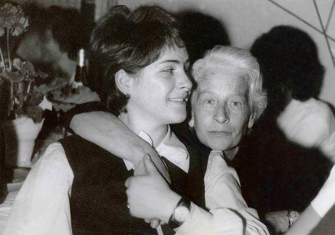 64.Mar.8 - Kosice · Eva & Valeria Kendeova (Woman's Day)
