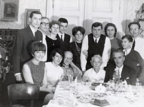 67.Dec.25 - Kosice · Dusil & Kende family (Engagement)