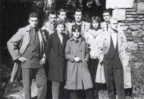 61 - Brno · Vaclav Dusil, Juraj Bialko, Juraj Mazánek, Robert Dusil, Ivan Spišák, Joe Nalevanko, Erika Mesterova-Dusilova, Julka Tothova, Milka Matuchova