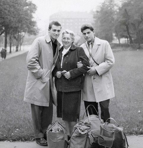 63 - Plzeň · Vaclav, Maria & Karol Dusil