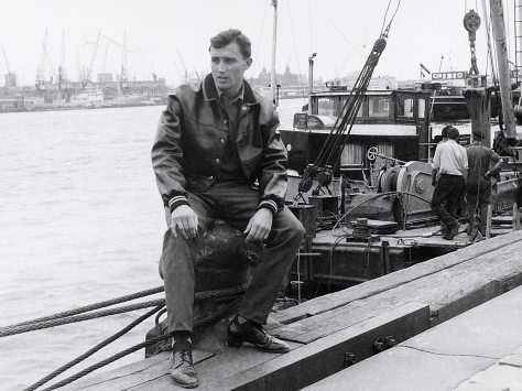 66 - Amsterdam · Vaclav Dusil (harbor)