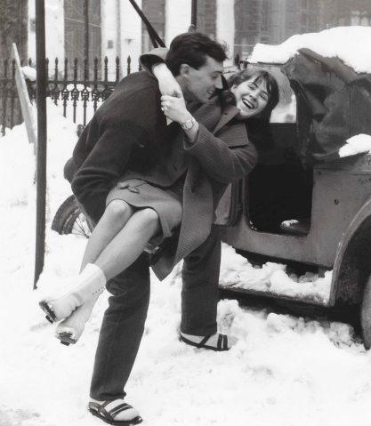 66.Feb - Košice · Vaclav Dusil & Eva Kendeova (carrying #1)