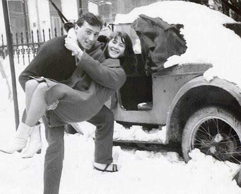 66.Feb - Košice · Vaclav Dusil & Eva Kendeova (carrying #2)