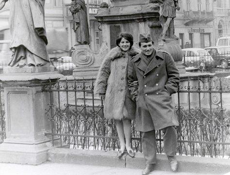 67.Dec - Košice · Eva Kendeova & Vaclav Dusil (fence)