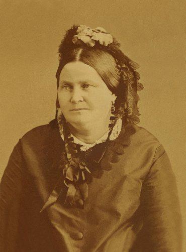 1853 - Presov · Rozália Dubovszky (married Steinhübel 1818-Mar.6-1883)
