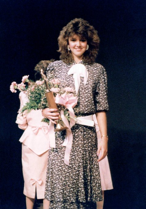 87.Aug - Burlington · Heather Brown (Miss Burlington, 2nd runner up)