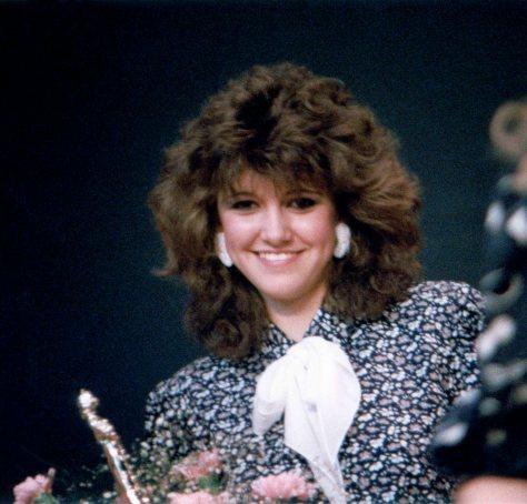 87.Aug - Burlington · Heather Brown (Miss Burlington)