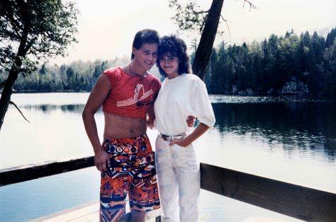 88.Jul - Milton · Gabriel Dusil & Heather Brown (Crawford Lake)