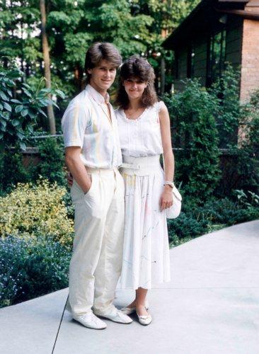 85.Aug - Burlington · Gabriel Dusil & Heather Brown (garden)