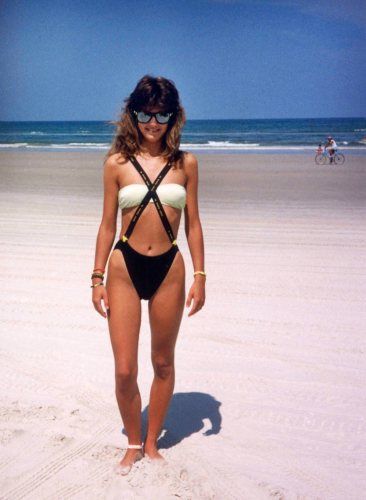 89.Jul - Ocala · Heather Brown (hot beach bikini)