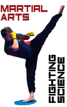 Graphic - Martial Arts, Fighting Science (smaller)