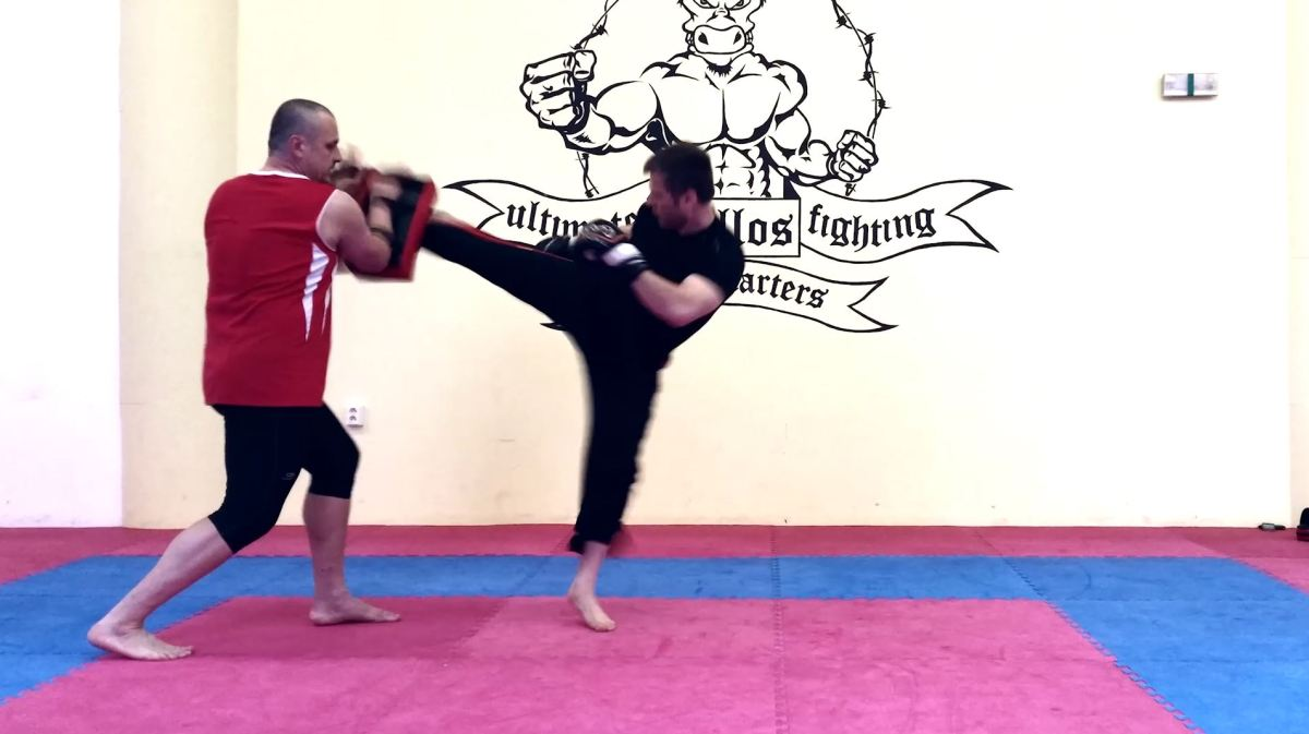 Martial Arts • Ferus Fitness Fight Club • Strength, Conditioning, Kickboxing & Self Defense