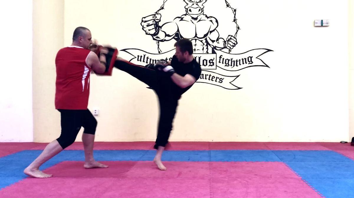 Martial Arts • Ferus Fitness Fight Club • Strength, Conditioning, Kickboxing & Self Defense