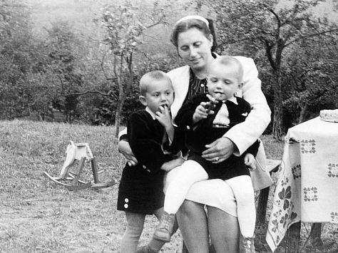 44.Sep.5 - Hukvaldy · Vaclav Dusil, Maria & Robert Dusil (birthday)