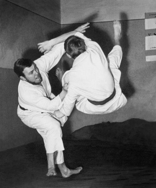 62 - Košice · Pepo Vosecky (judo flip)