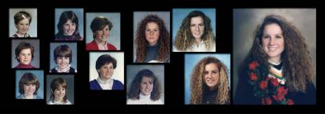 Alica Dusil (Class photos, Holy Rosary & Aldershot High School '80-'92)