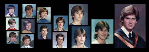 Gabriel Dusil (Class photos, Holy Rosary & Aldershot High School '74-'87)