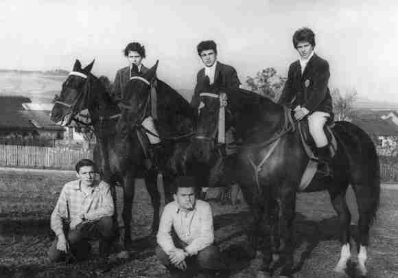 60.Jul - Toporec · Eva Kendeova (horses, winning 1st competition)