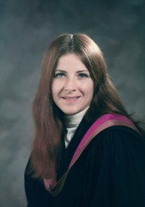 73.Jun - Guelph · Eva Dusil (University of Guelph, graduation photo)