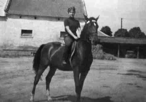 61.Jul - Keszthely · Eva Kendeova (horses, riding)