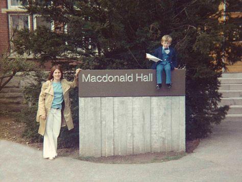 71 - Guelph · Eva & Gabriel Dusil (Veterinarian, Macdonald Hall)