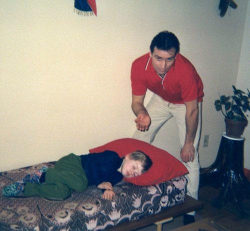 72 - Brampton · Gabriel & Vaclav Dusil (sleeping)