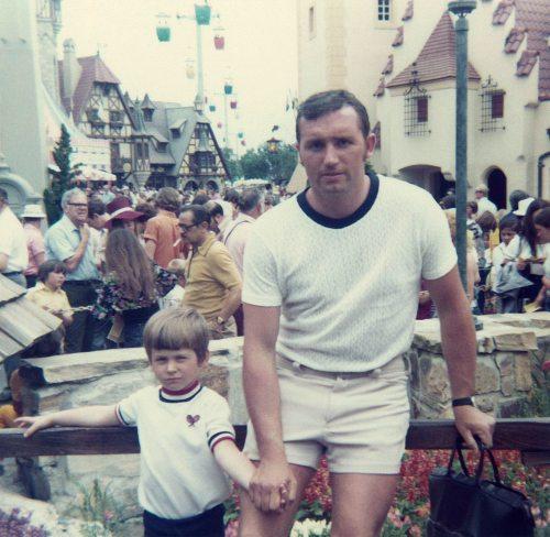 72 - Orlando · Gabriel & Vaclav Dusil (Disney World)