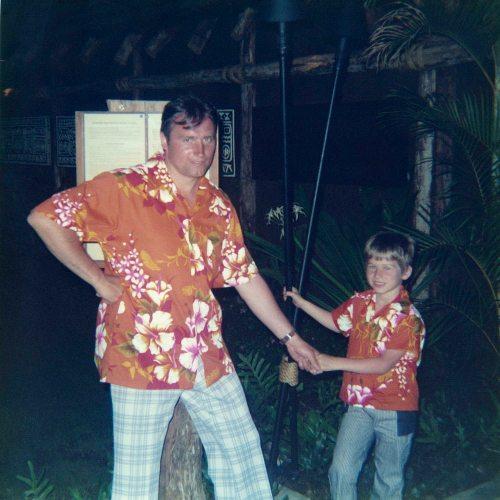 74.May - Hawaii · Vaclav & Gabriel Dusil (Hawaiian shirts)