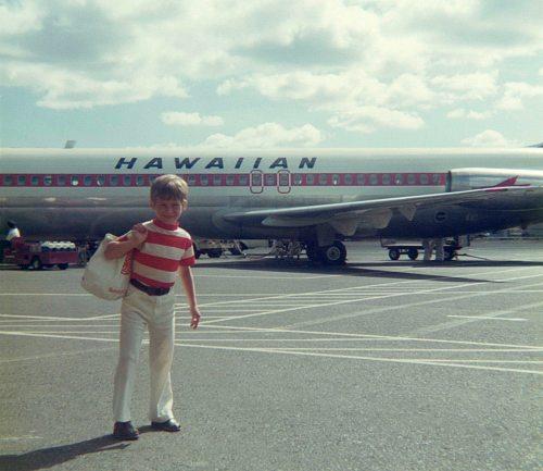 74.May - Hawaii · Vaclav & Gabriel Dusil (plane)