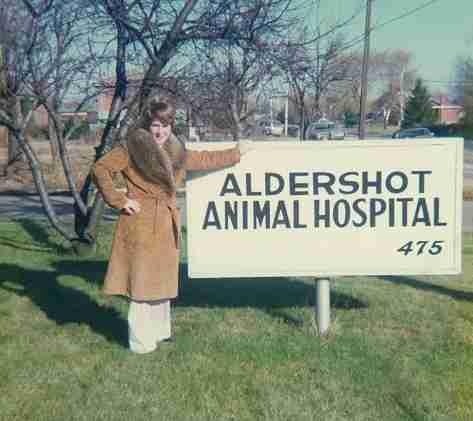 80 - Burlington · Eva Dusil (Veterinarian, Aldershot Animal Hospital)