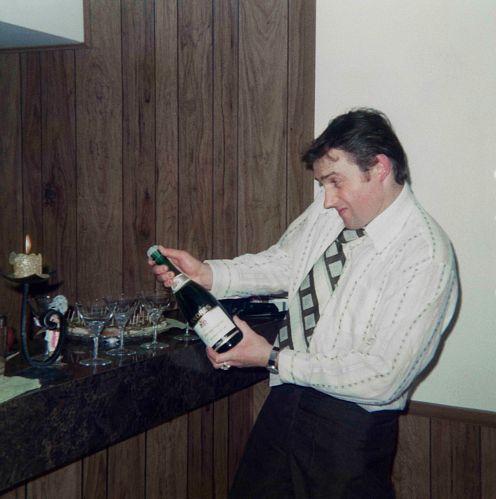 76 - Burlington · Vaclav Dusil (opening champagne, restored)