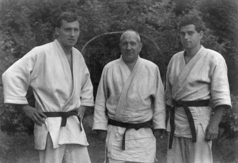 66.Jun - Klánovice · Vaclav, x, & Karol Dusil (judo workshop)