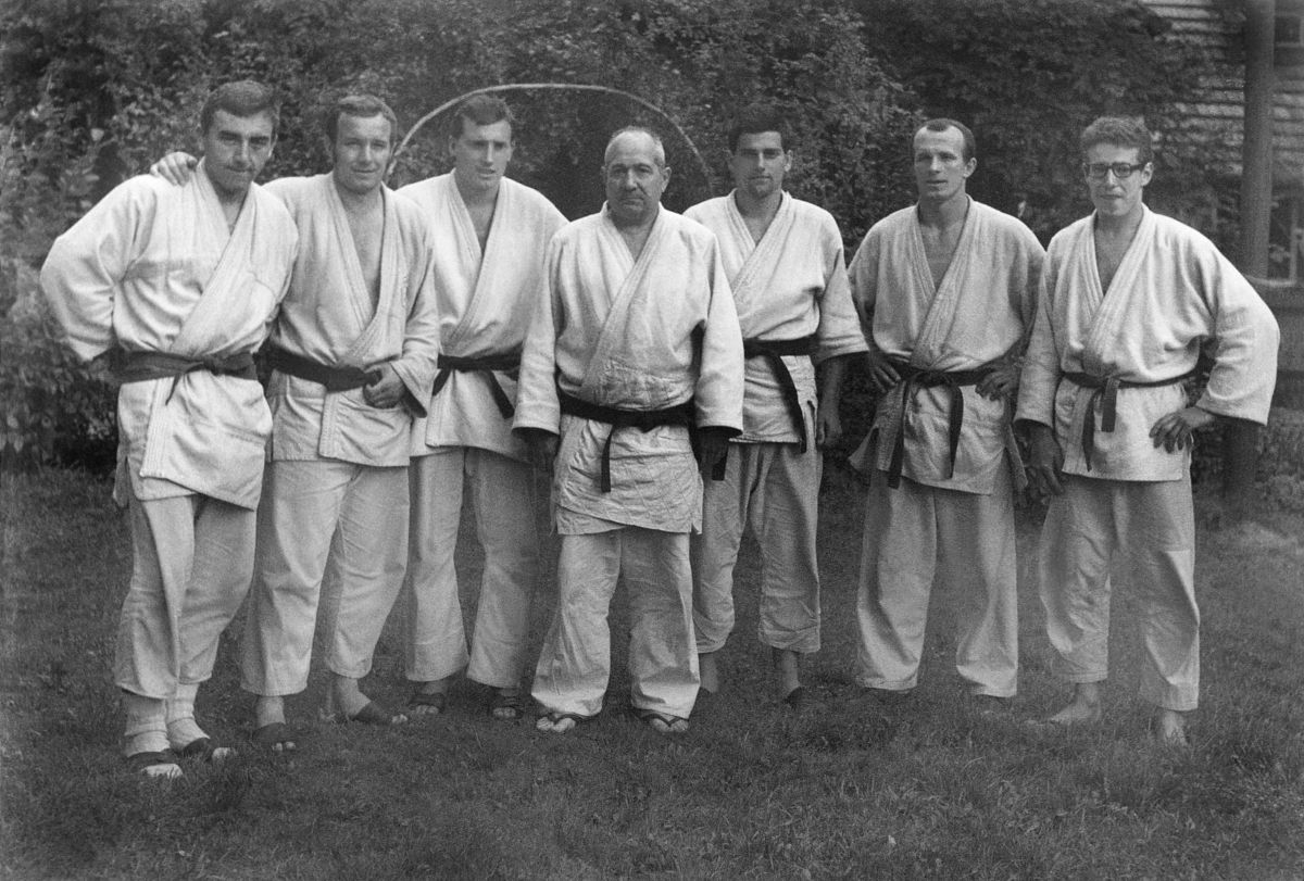 Martial Arts • Photo Restoration • 24 • Košice Judo • Memories of Judo, III