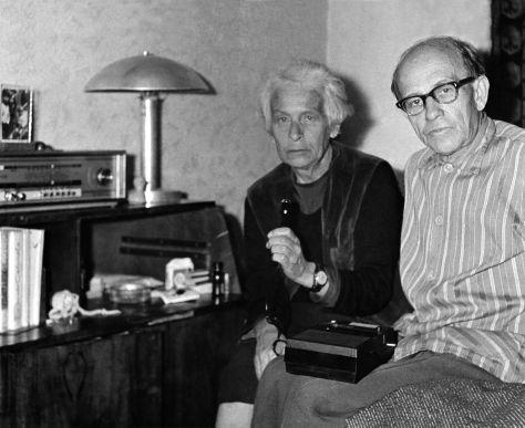 72 - Košice · Valeria & Stefan Kende (audio recording)