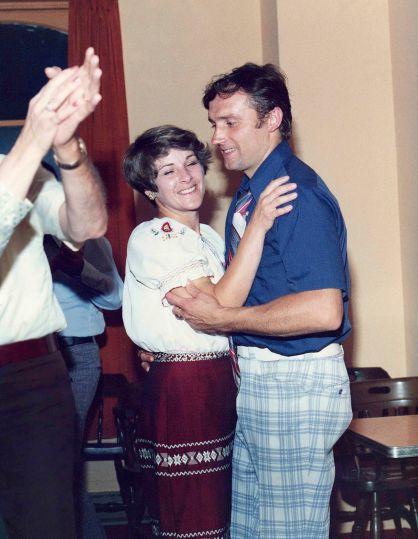 78 - Burlington · Eva & Vaclav Dusil (dancing)