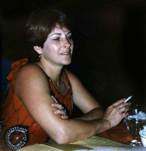 84 - Antigua · Eva Dusil (dinner)