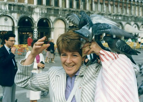 86 - Venice · Eva Dusil (pigeon attack)