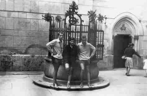 59 - Bojnice · Karol, Vaclav, Robert Dusil (cage)