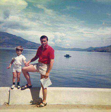 71 - British Colombia · Gabriel & Vaclav Dusil (lake)