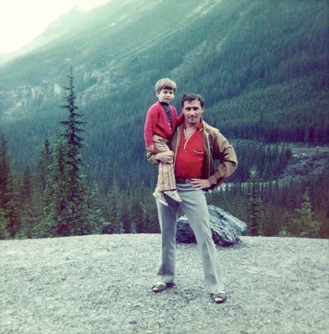 71 - British Colombia · Gabriel & Vaclav Dusil (mountain)