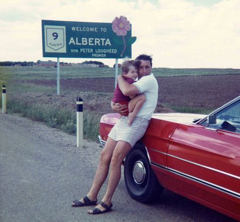 71.Jul - Alberta · Gabriel &Vaclav Dusil (highway 9)