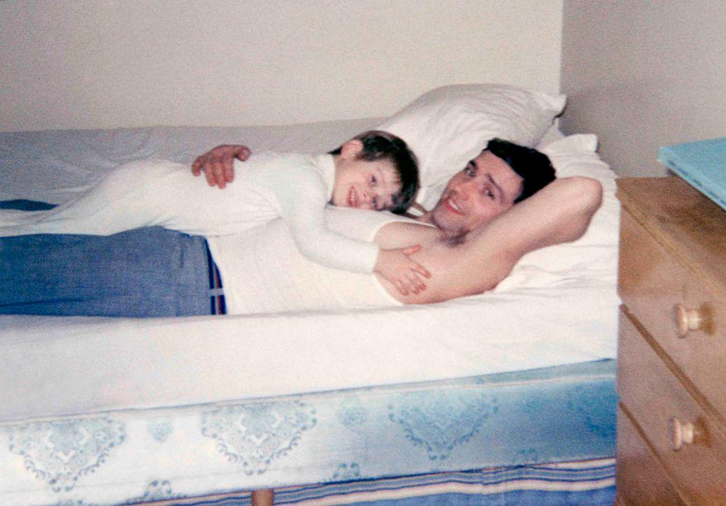 72 - Brampton · Gabriel & Vaclav Dusil (big hug)