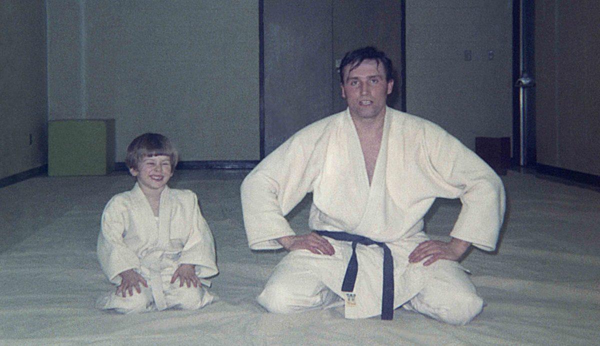 Martial Arts • Photo Restoration • 41 • Taci & Gabičko • Judo & Karate