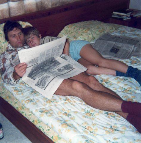 75 - Burlington · Vaclav & Gabriel Dusil (newspaper)