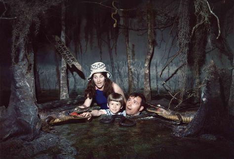 72.Jul - Orlando · Eva, Gabriel & Vaclav Dusil (Ripley's Believe It or Not!)