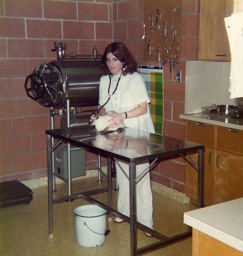 75 - Burlington · Eva Dusil (Veterinarian, examination)