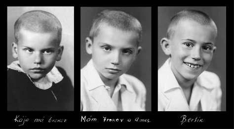 50.Jun - Ostrava · Karol, Vaclav & Robert Dusil (portrait)