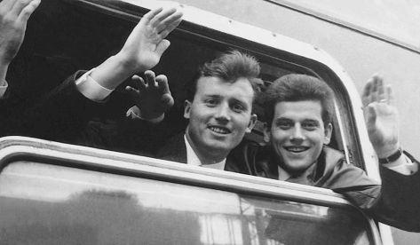 68 - Košice · Vaclav & Karol Dusil (train goodbye)