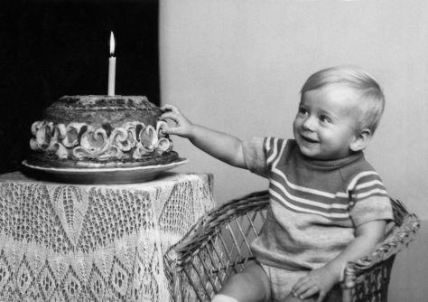 69.Sep - Košice · Gabriel Dusil (my 1st birthday cake)